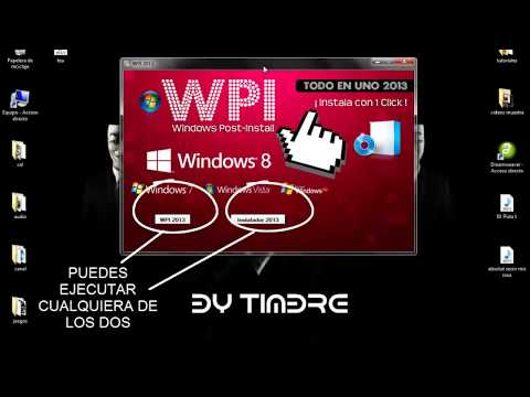 TEU Paquete De Programas 2014 Full  Windows 8.1, 8, 7, Vista y XP 1  link (mega)