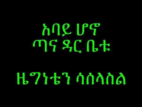 Teddy Afro Africaye **LYRICS**