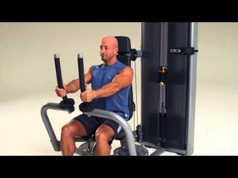 Matrix Fitness Italia: VERSA PecFlyRearDelt