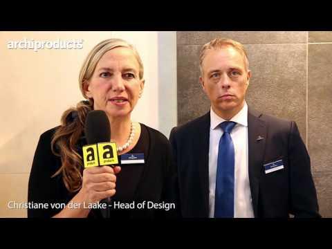 CERSAIE 2016 | Villeroy & Boch Tiles - Carsten Johann, Christiane von der Laake