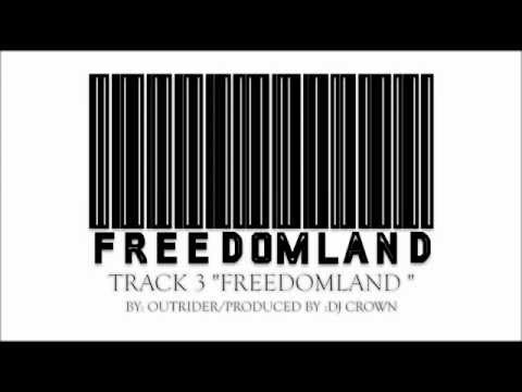 "This is the 3rd track from the ""Freedomland"" album it was produced (but not mixed) by DJ CROWN hes a hip hop producer/dj from france .. hes a good dude .. ve..."
