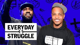 Kanye & Nicki Disagree Over Song, T.I. Dislikes Unsolicited Freestyles | Everyday Struggle