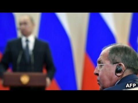 Путин готов отдать Сенату США запись разговора Лаврова с Трампом | НОВОСТИ