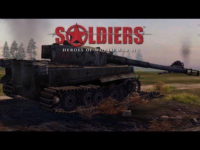 Руководство запуска: Soldiers: Heroes of World War II (В тылу врага) по сети