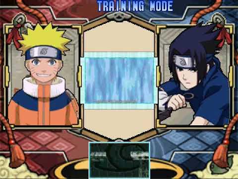 Naruto Storm M.U.G.E.N Fusion Impact 2011
