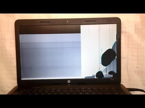 HP Laptop Change Screen Replace LED Compaq HP 655 650 635 630 625