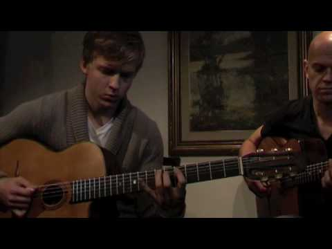 Young Finnish talent Olli Soikkeli plays AJL-guitars 503 X-O