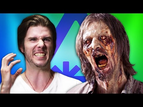 How Does THE WALKING DEAD Zombie Virus Work? (Because Science w/ Kyle Hill)