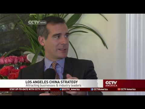 Mayor of Los Angeles's Take on Chinese Tourism