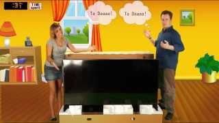 WhizBang Case Study - Setting up a tv the easy way!