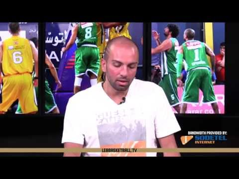 Post Game Analysis - Riyadi VS Sagesse - Final Game 3 - Guest Sabah Khoury