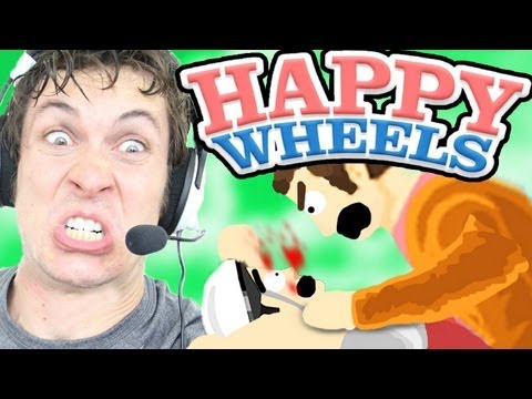 Happy Wheels - KILL THE RAPIST