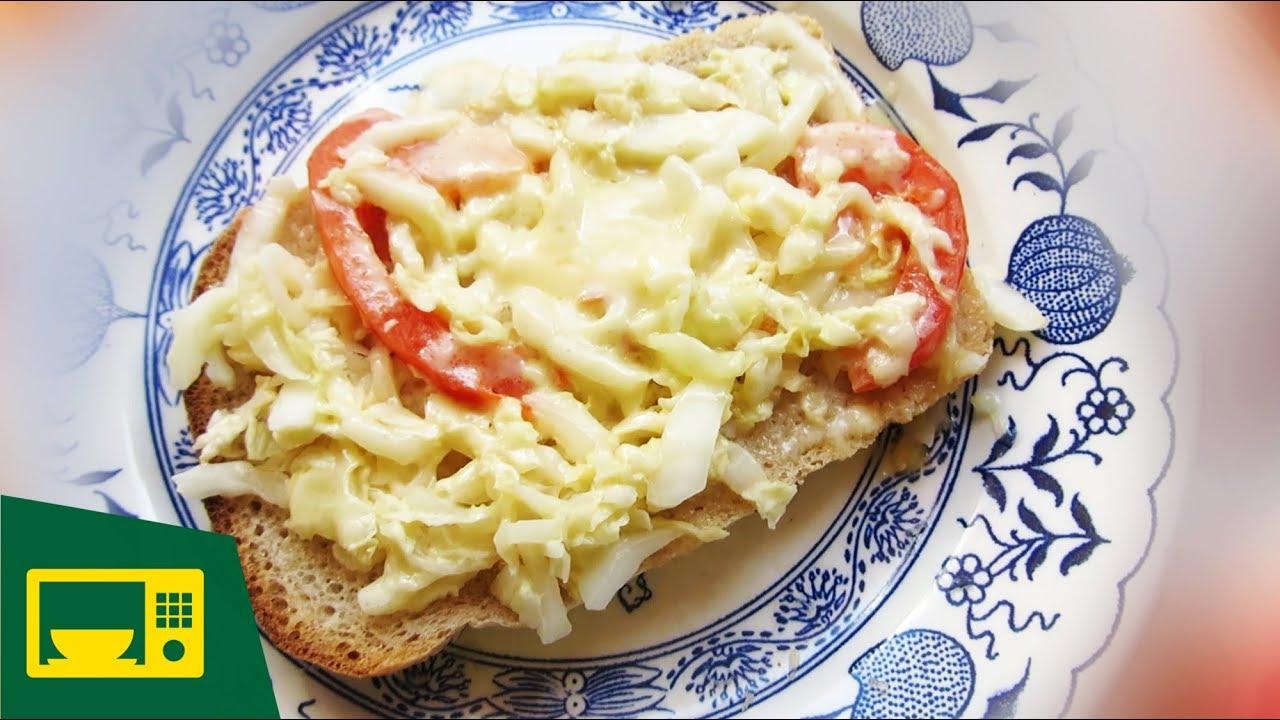 Рецепты для микроволновки горячие бутерброды
