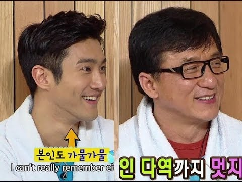 Happy Together - Jackie Chan, Siwon and Narsha! (2014.02.12)