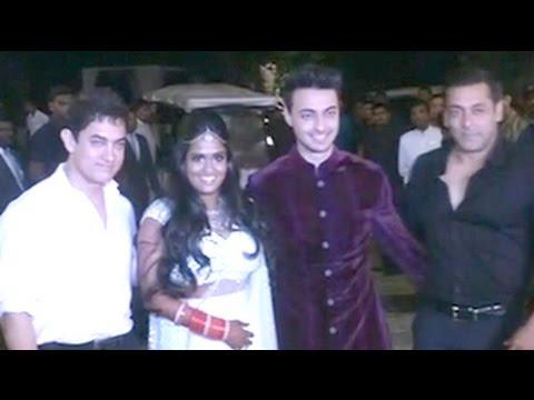 Arpita Khan Marries Aayush Sharma In Big Fat Bollywood Wedding video
