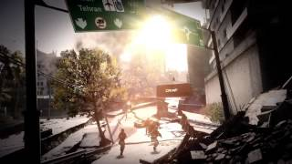 Battlefield 3 Aftermath Premiere Trailer