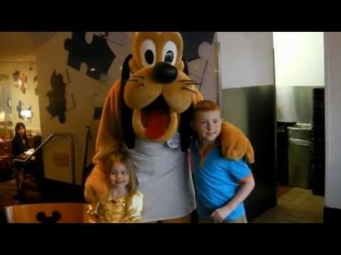Our Walt Disney World Florida Holiday April 2013 - Week 1 Part 3
