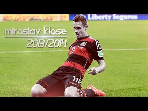 Miroslav Klose - 2013/2014 Season Mix - HD