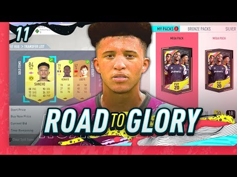 FIFA 20 ROAD TO GLORY #11 - I SOLD HIM!