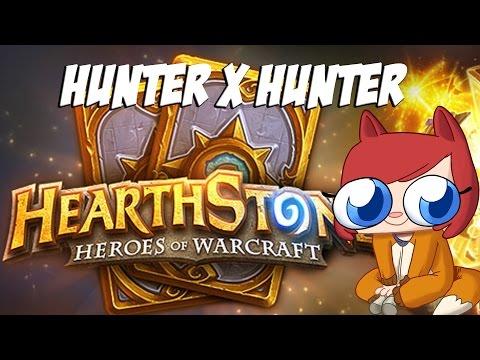 Hunter X Hunter - Hearthstone Stream video