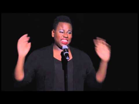 I know where I've been--Alex Newell