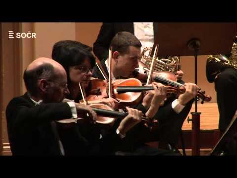 Antonín Dvořák: Symfonie č. 8 v podání SOČRu (HD)