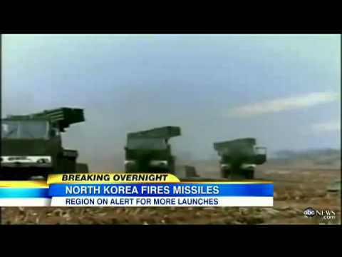 South Korea North Korea Fires 3 ShortRange Guided Missiles