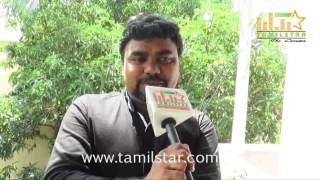 Karthikeya Murthy At Moone Moonu Varthai Movie Team Interview
