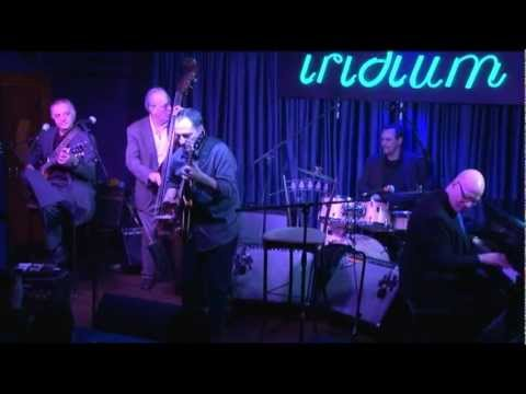 Chuck Loeb at the Iridium, NY. 2010 Part 1.