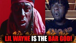 Lil Wayne Uproar Music Audio Reaction