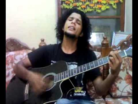 Na tum Jaano Na Hum Acoustic played by Diwakar