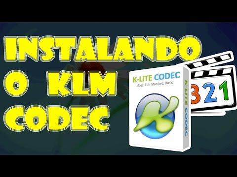 Como Baixar e Instalar o KLM Codec - Reproduzir mais formatos de vídeos no Media Player