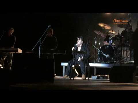 Концерт Александра Серова в Сочи 12.02.2017