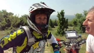 Croatia Rally 2015: Le Interviste Impossibili, Andrea Tronconi
