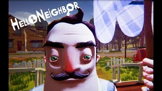 MANGANDO AL VECINO | Hello Neighbor