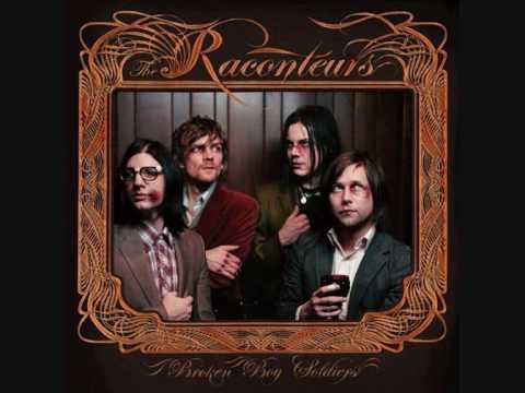 The Raconteurs - Intimate Secretary