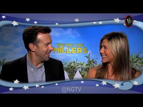 Jennifer Aniston, Jason Sudeikis, Emma Roberts, Kathryn Hahn & Will Poulter Uncensored on We're The