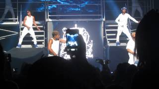 Mindless Behavior - Keep Her On The Low (AATWt) 7-13-13 NYC