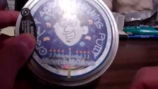 Holiday Thinking Putty Exclusive: Menorah Meltdown Review+North Star comparisons!!