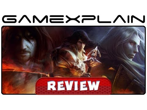 Castlevania: Lords of Shadow -- Mirror of Fate - Video Review (Nintendo 3DS)