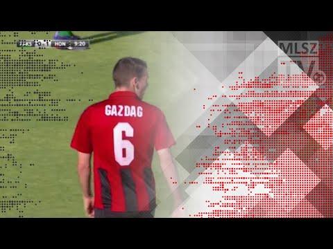 Paksi FC - Budapest Honvéd | 1-2 | (0-1) | OTP Bank Liga | 30. forduló | MLSZTV - kattintson a lejátszáshoz!