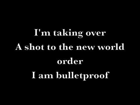 Black Veil Brides - I Am Bulletproof