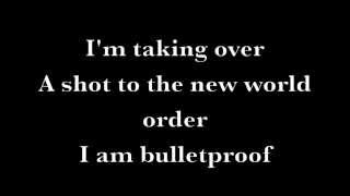 Watch Black Veil Brides I Am Bulletproof video