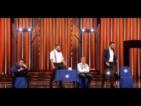 Sopocki Hit Kabaretowy - Kabaret Młodych Panów - Porady Na Zdrady