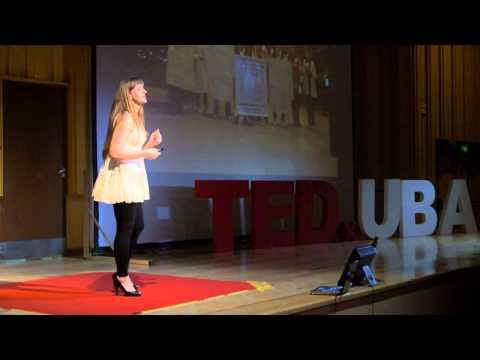 Generando reencuentros: Sabrina Critzmann at TEDxUBA