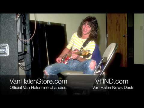 Eddie Van Halen 1984 Eddie Van Halen 1984 Rehearsal