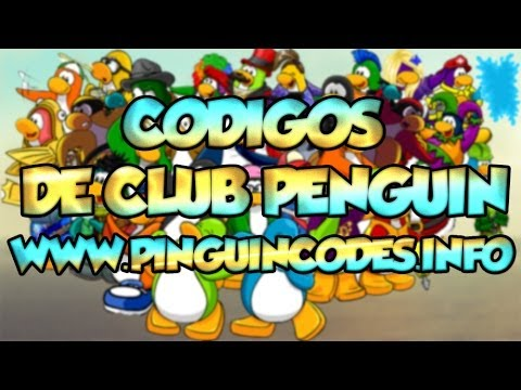 Codigos de club penguin 2014 Free Club Penguin Codigos