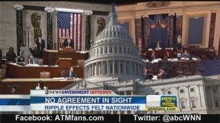 Government Shutdown Could Cost $300M Per Day  10/2/13