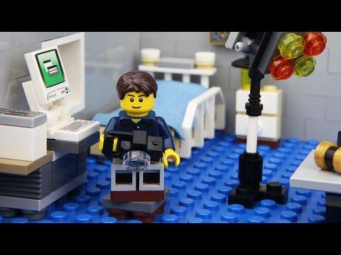 Lego Man Make a Lego Stop Motion Animation - FK Films Trailer