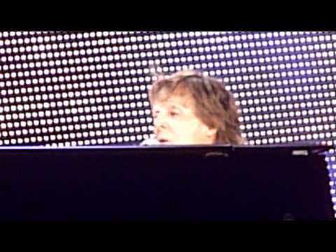 Paul McCartney Let It Be Live Lollapalooza Chicago IL Grant Park July 31 2015